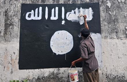 SURAKARTA-INDONESIA-ISIS-POLITICS